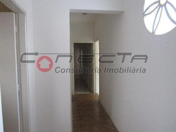 Casa Comercial Para Locação, Jardim Guanabara, Campinas. - Ca0175
