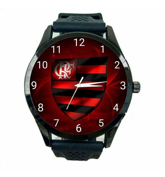Flamengo Relógio Feminino Esporte Oferta Novo Time Jogo T18