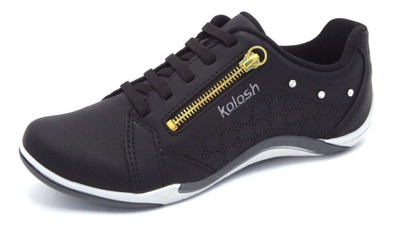 Tenis Casual Feminino Kolosh - C1282