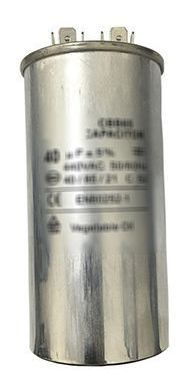 Capacitor Permanente 40uf 380v