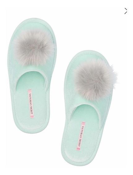Pantuflas Victoria Secret Talla S