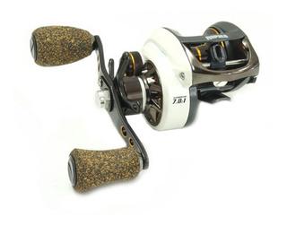 Reel Rapala Challenger 200/1 Pesca Rotativo Huevito Baitcast