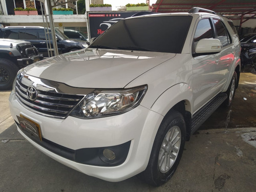 Toyota Fortuner 2016 2.7l Mecánico 2.7 4x2