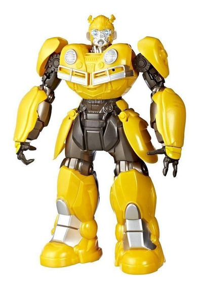 Brinquedo Transformers Dj Bumblebee E0850 32cm