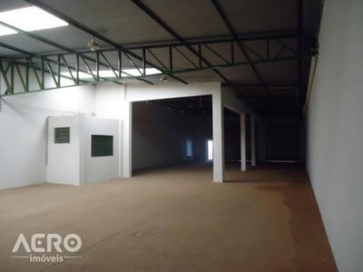 Barracão Comercial - Ba0141