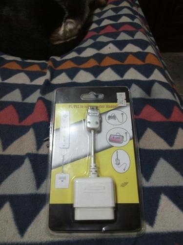 Adaptador Ps2 A Wii