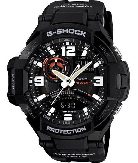 Tb Reloj Casio Ga1000-1a G-aviation Watch