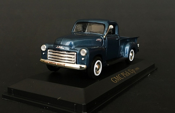 Miniatura 1950 Gmc Pickup-yatming-nova-esc1/43-(10317)