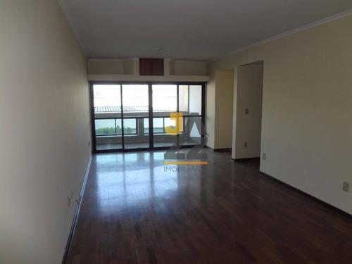 Ótimo Apartamento Com 3 Dormitórios À Venda, 112 M² Por R$ 420.000 - Alto - Piracicaba/sp - Ap6354