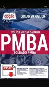 Apostila Digital Polícia Militar Pm-ba Preparatorio Saldado
