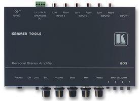 Amplificador De Componentes De Audio De Alto Rendimiento Kr