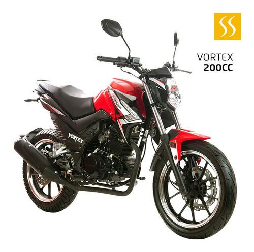 Moto Shineray Vortex 200cc 2020 Gratis Matricula + 1 Casco