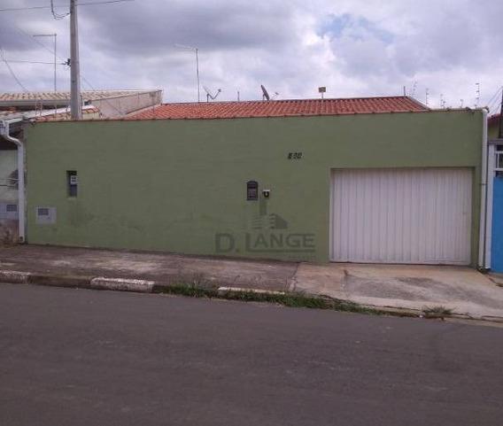 Casa Com 3 Dormitórios À Venda, 230 M² Por R$ 450.000,00 - João Aranha - Paulínia/sp - Ca11317