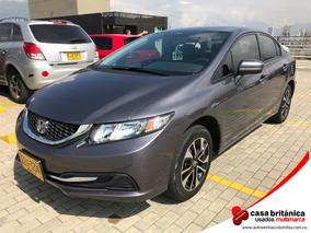 Honda Civic Automatico 4x2 Gasolina