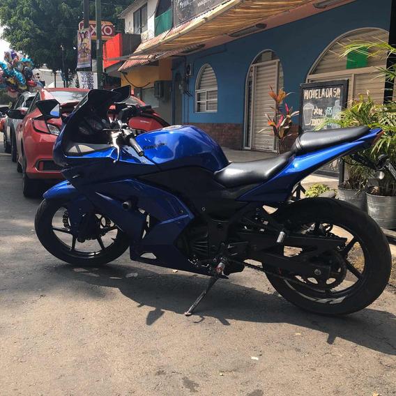 Kawasaki Ninja 250r, Precio A Tratar, En Buen Estado.