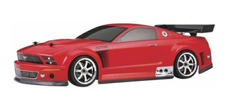 Automodelo Carro Hpi Racing E10 Rtr W/ford Mustang + Brinde