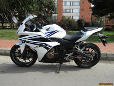 Honda Cbr 500 Rah Mt