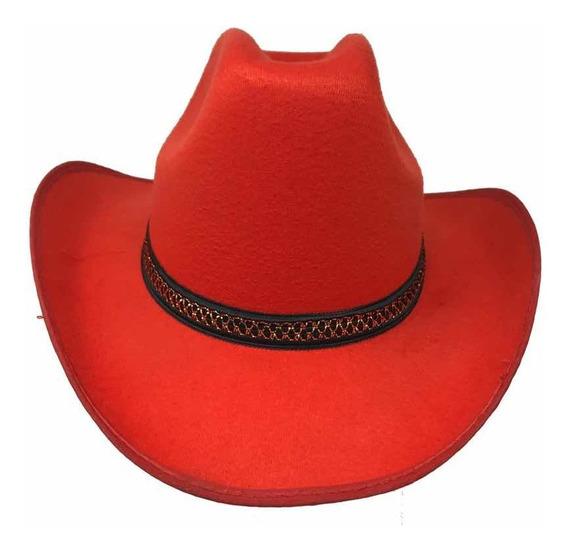 3 Piezas De Sombrero Texano Económico, Rodeo, Vaquero X $390
