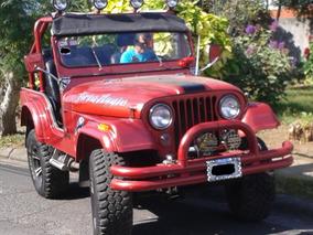 Jeep 4x4 Clásico