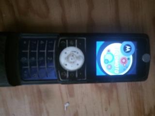 Telefono Motorola Z3 Movistar