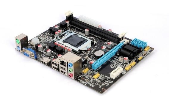 Kit Intel Core I3 3.3ghz Placa Mãe H61 Memória 4gb Kingston