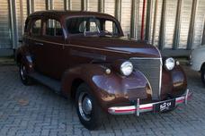 Chevrolet 1939 4 Portas Original