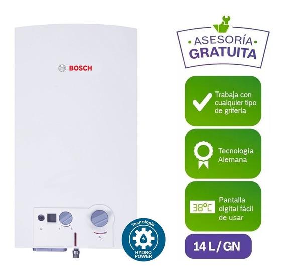 Terma A Gas Bosch Hydropower 14 Litros Gn
