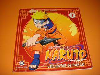 La Biblia De Naruto Voluntada De Fuego (1) Daniel Quesada