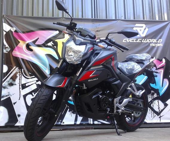 Moto Gilera Vc 250 Naked 0km 2019 Al 25/5 Ahora 12 Y 18