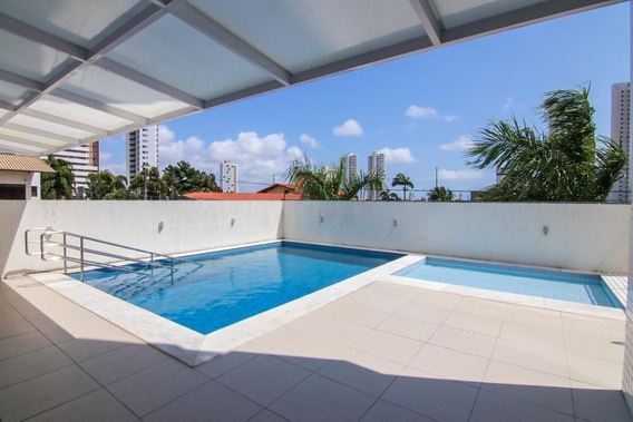 Apartamento Em Lagoa Nova, Natal/rn De 113m² 2 Quartos À Venda Por R$ 599.000,00 - Ap357590