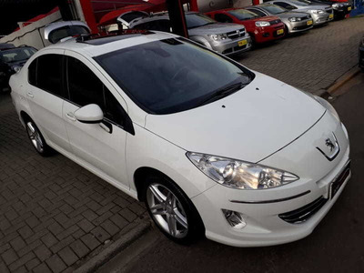 Peugeot 408 Griffe Thp 2014