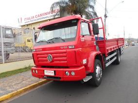 Vw 13 180 2011 Carroceria Único Dono Itália Caminhões