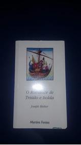 Livro O Romance De Tristão E Isolda