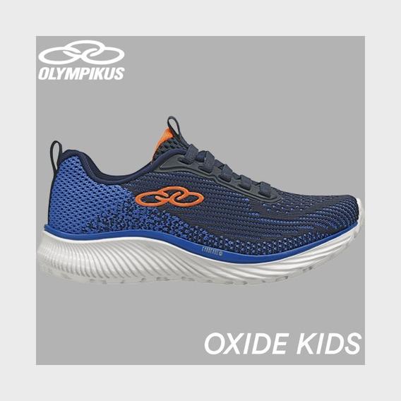 Tenis Olympikus Oxide 723 Infantil Masculino