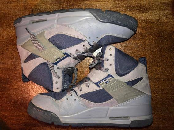 Tenís Jordan Flight 45 Trk Cool Grey