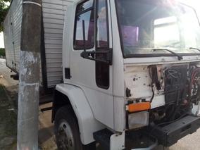Ford Cargo 1415 Truck Bau Vendo Inteiro Ou Peças