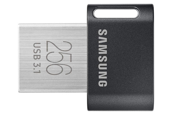 Pendrive Samsung Fit Plus 256gb - 300mb/s Usb 3.1 Original