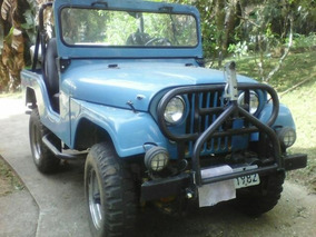 Jeep Motor Ford V8 - 4x4 - Troco Kombi Flex -