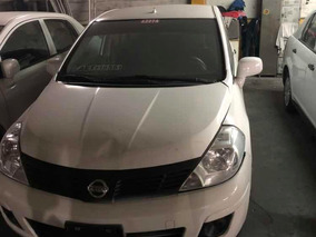 Nissan Tiida 1.6 Drive Sedan Mt 2017