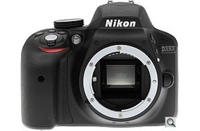 Nikon D3300 + 2 Lentes + Flash