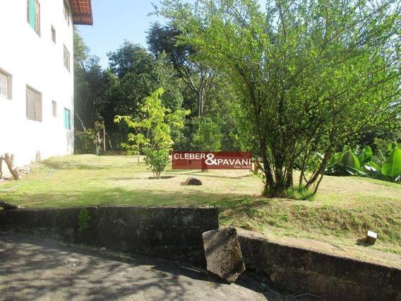 Chácara Residencial À Venda, Condomínio Portal De São Francisco, Sorocaba. - Ch0002