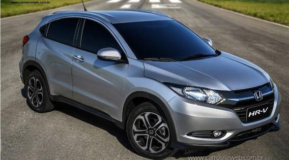 Honda Hr-v 1.8 Ex Flex Aut. - 2016 - 29.000kms - Blindado 3a