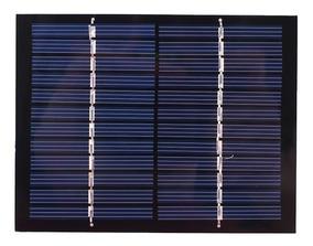 Painel Placa Energia Solar 12v 1.5w Célula 125ma