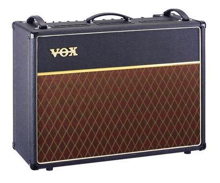 Ftm Amplificador Vox Combo Ac30c2x Valvular