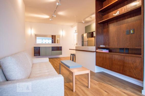 Apartamento Para Aluguel - Água Branca, 1 Quarto, 79 - 892840088