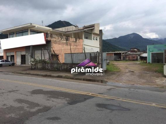 Salão Para Alugar, 200 M² Por R$ 8.000/mês - Cidade Jardim - Caraguatatuba/sp - Sl0221