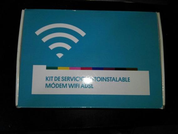 Módem Wifi Adsl
