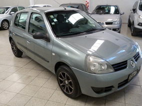 Renault Clio 1.2 Authentique Aa Da C/gnc- 2006-
