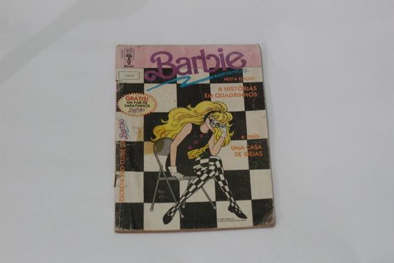 Hq Barbie N°2 Com Informe Publicitário Estrela Ed Abril Raro