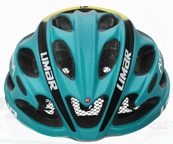 Casco Bicicleta Profesional Limar Ultraligth Astana Team